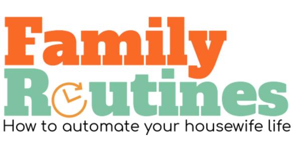 Family Routines logo