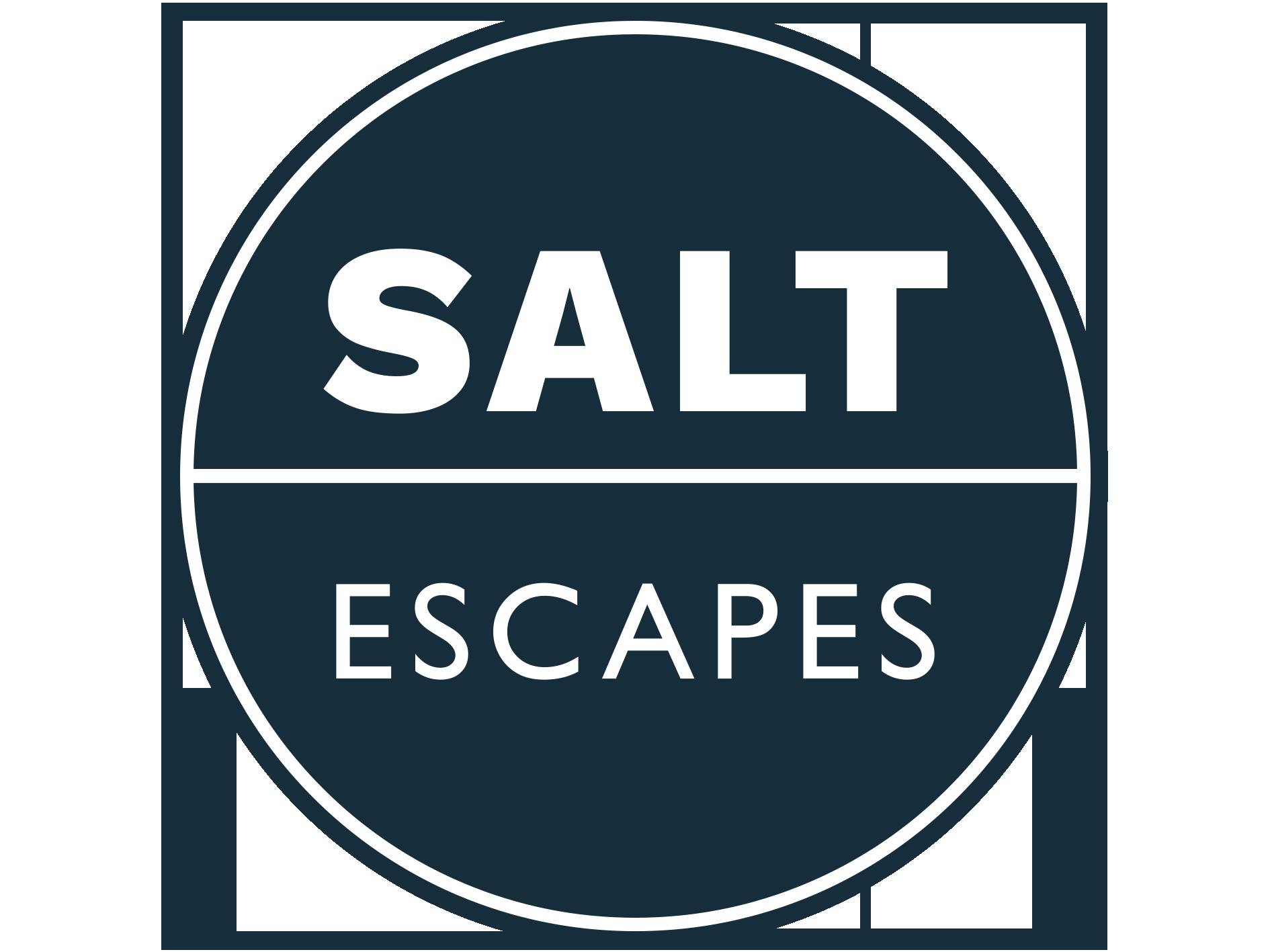 Salt Escapes logo