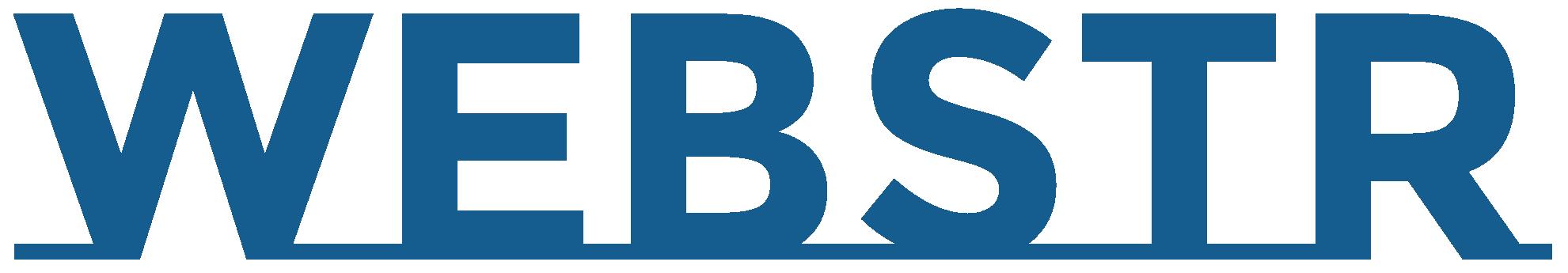 Webstr logo