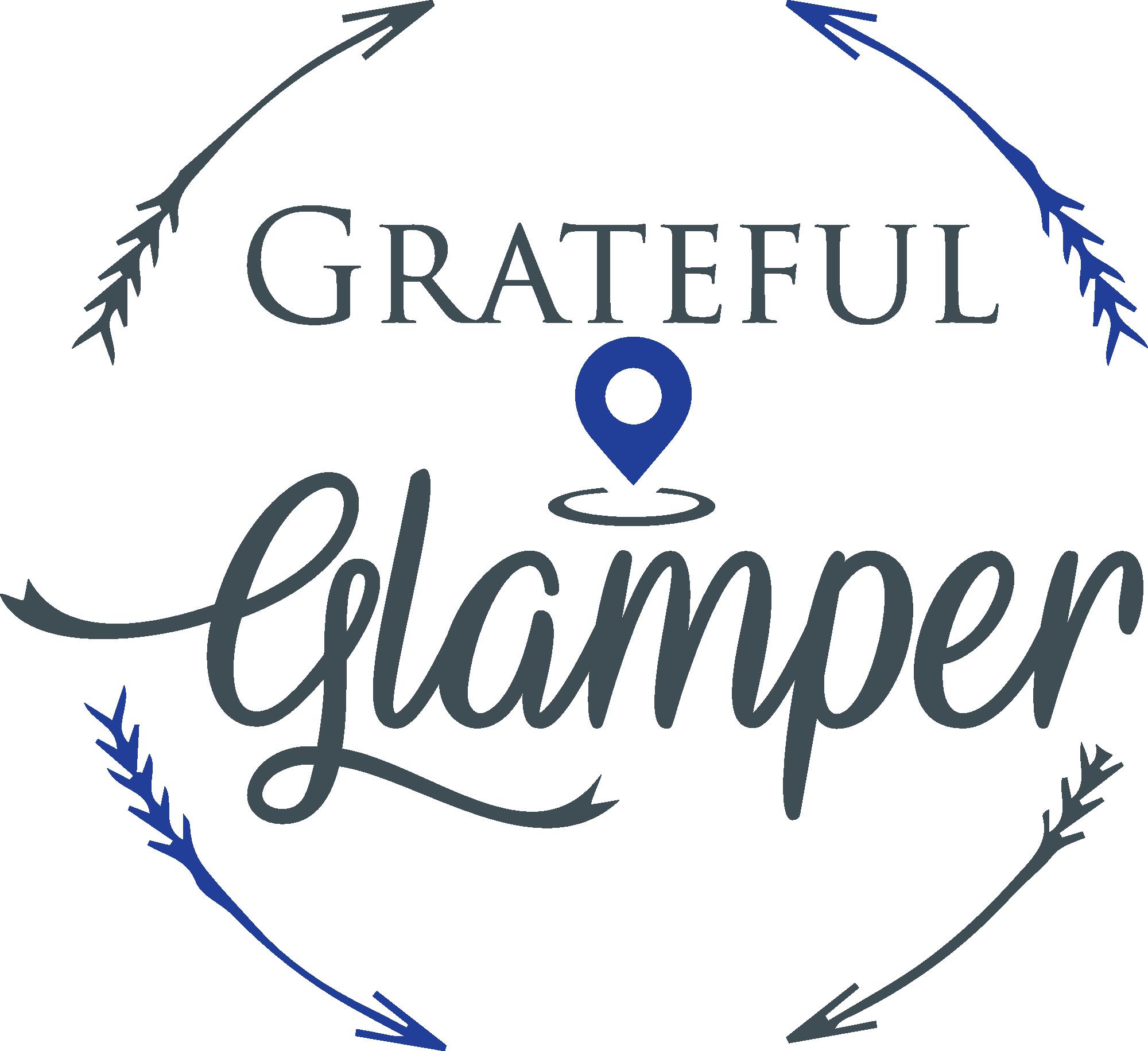 Grateful Glamper logo