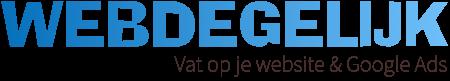 Webdegelijk logo