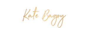 katebagoy.com logo