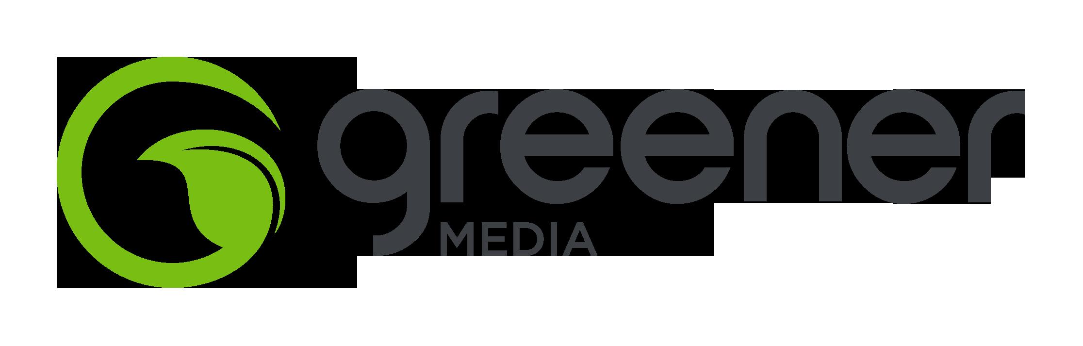 Greener Media logo