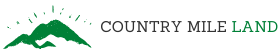 Country Mile Land logo